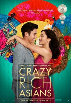 Crazy Rich Asians (2018) English 300MB WEB-DL 480p