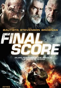Final Score (2018) English 200MB BluRay 480p