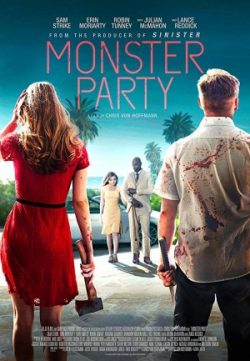 Monster Party (2018) English 250MB WEB-DL 480p
