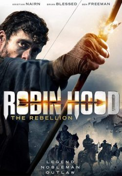 Robin Hood The Rebellion (2018) English 250MB HDRip 480p