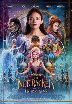 The Nutcracker and the Four Realms (2018) English 250MB DVDScr 480p