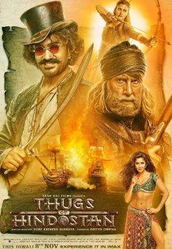 Thugs of Hindostan 2018 Hindi DVDScr x264 600MB