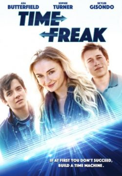 Time Freak (2018) English 280MB WEB-DL 480p