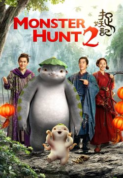 Monster Hunt 2 (2018) Hindi Dual Audio 300MB BluRay 720p HEVC
