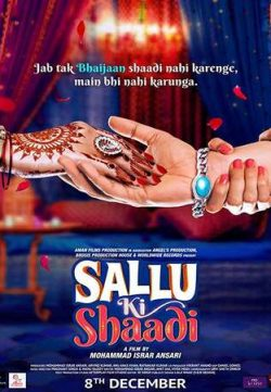 Sallu Ki Shaadi 2018 Hindi 400MB HDRip 720p HEVC