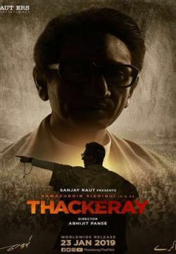 Thackeray 2019 Hindi 550MB Pre-DVDRip x264