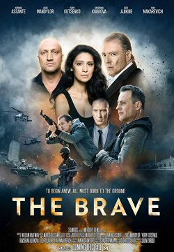 The Brave (2019) English HDRip x264 AAC 450MB ESub 480p