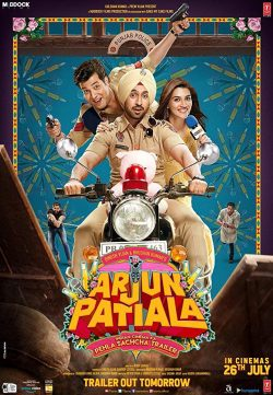 Arjun Patiala 2019 Hindi Movie 720p pDVDRip 1.1GB Download