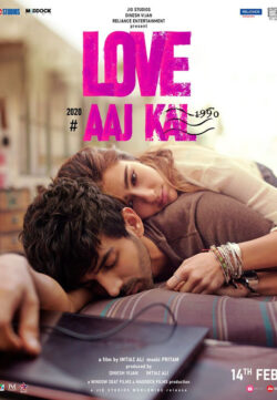 Love Aaj Kal 2020 Hindi Movie 713MB pDVDRip
