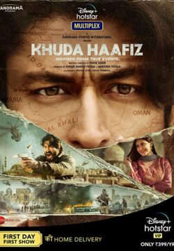 Khuda Haafiz 2020 Hindi 420MB HDRip ESubs