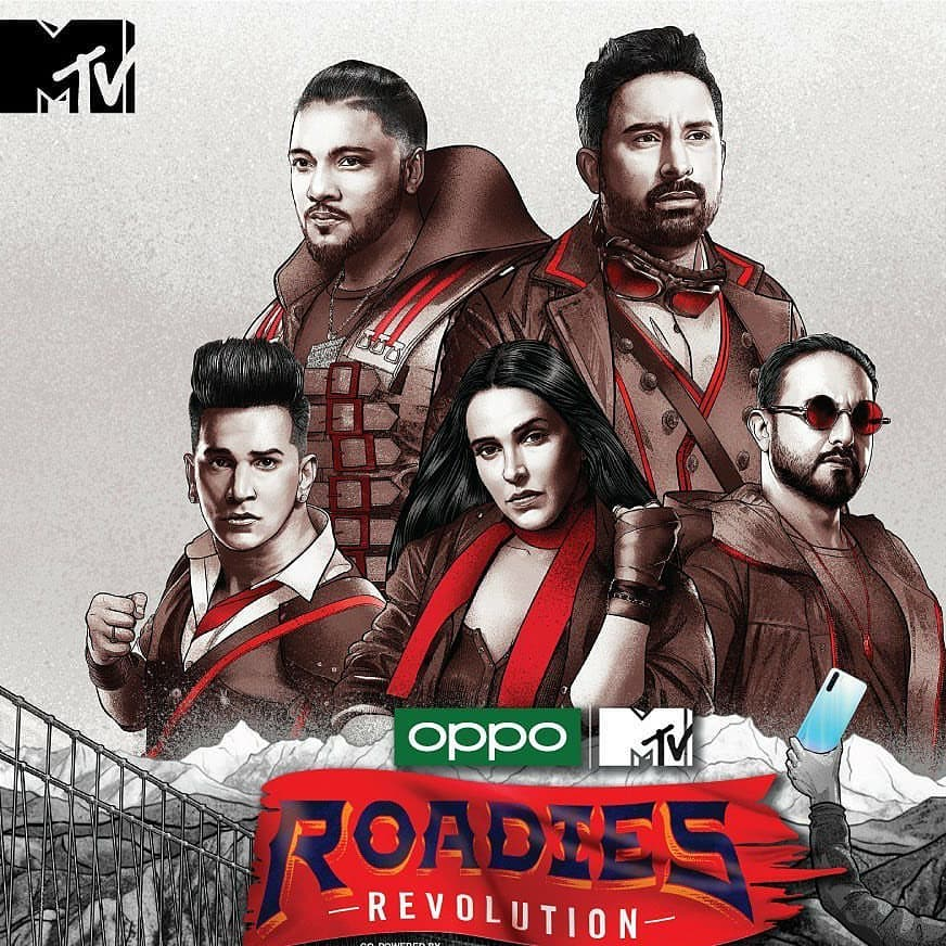 Mtv Roadies Revolution 2020