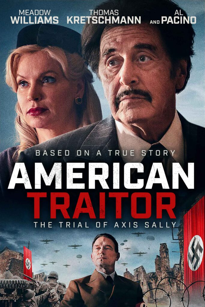 American Traitor The Trial of Axis Sally 2021