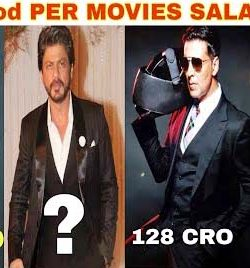 Top 10 Highest Paid Bollywood Actors 2021